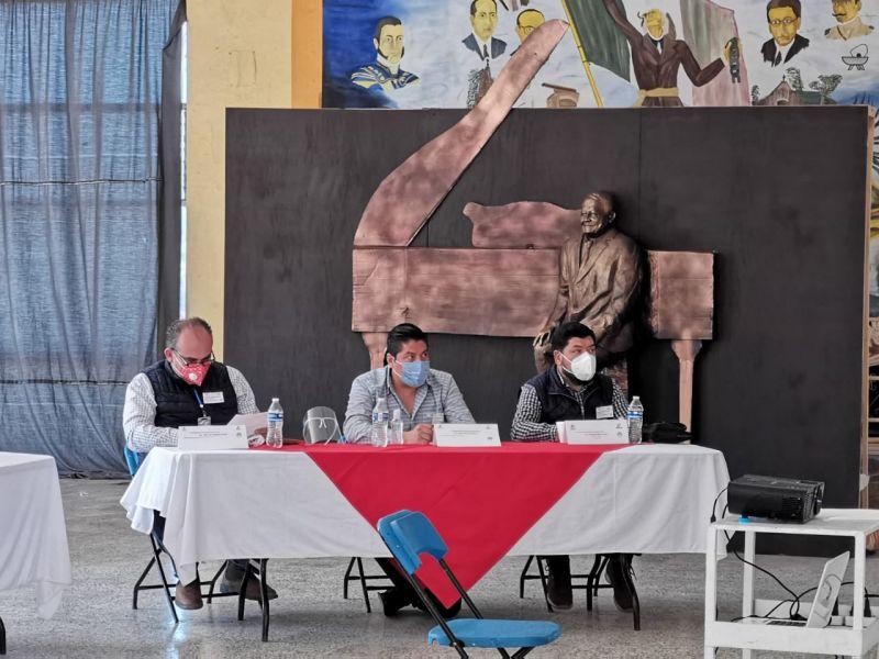Lic. Julio Cesar González García asistió a una reunión del Comité Jurisdiccional de Salud